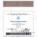 Пигмент Perma Blend CREME DE PINK