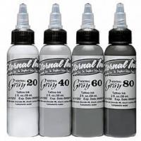 """Краска Eternal """"Neutral Gray Ink Set 4"""""""