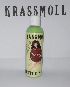 Антибактериальное мыло концентрат Master Soap KrassMoll манго, 200 мл